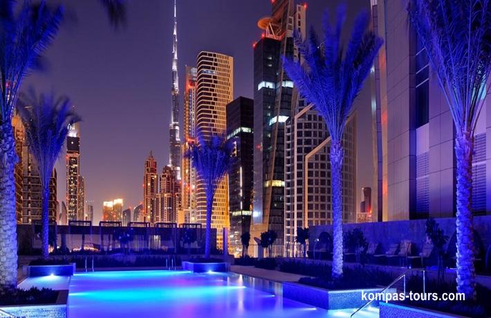 Ujedinjeni Arapski Emirati ✈ DUBAI, 7 noći