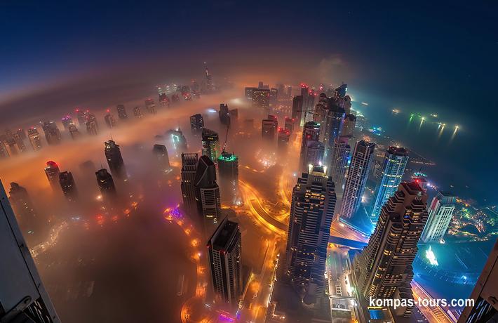 Ujedinjeni Arapski Emirati ✈ DUBAI, 9 noći