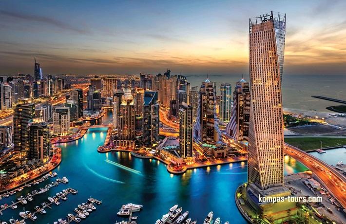 Ujedinjeni Arapski Emirati ✈ DUBAI, 5 noći