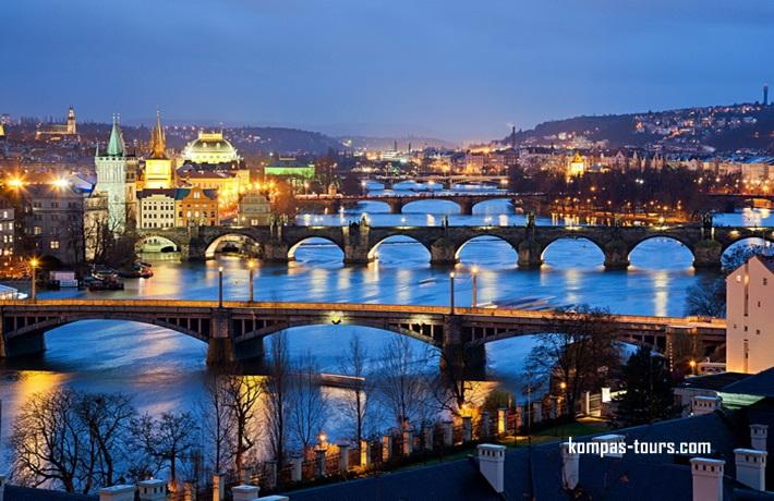 Češka 🚌 PRAG 14.10-17.10.2021
