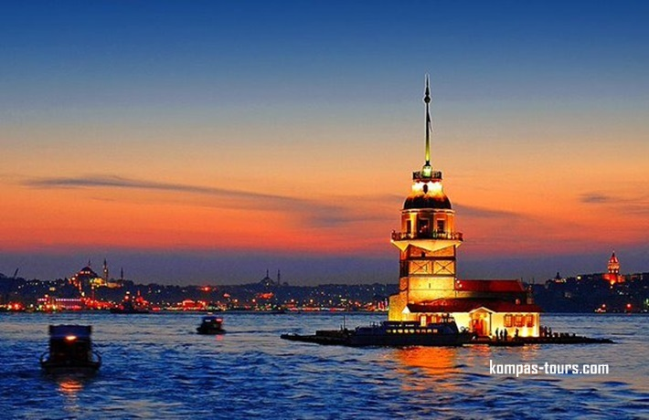 Turska 🚌 ISTANBUL 27.10-1.11.2021