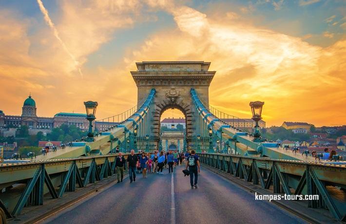 Mađarska 🚌 BUDIMPEŠTA, 4 dana