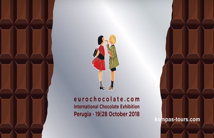 "Italija 🚌 PERUĐA ""Festival čokolade"""