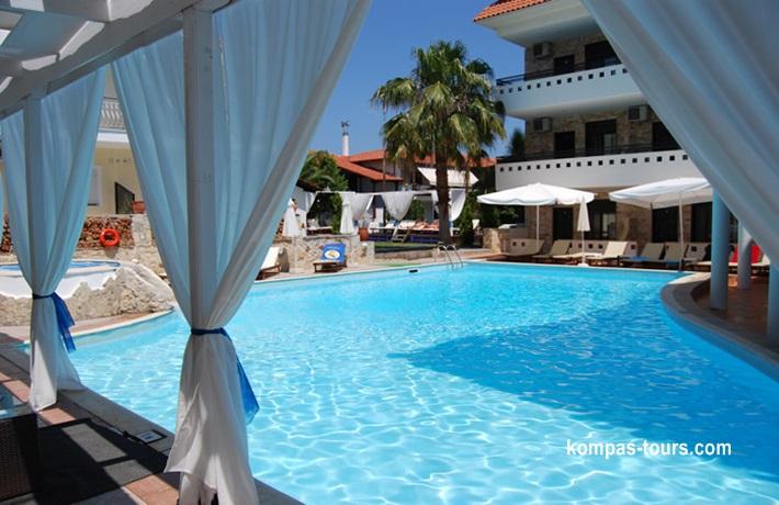 Grčka 🚘 PEFKOHORI, PHILOXENIA SPA HOTEL***