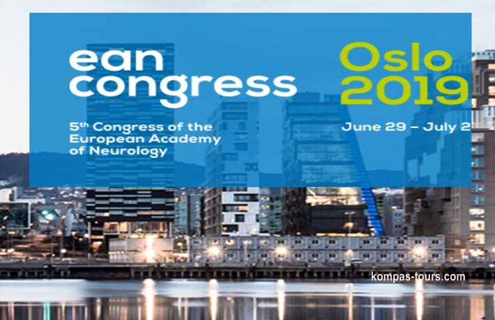 "Norveška ✈ OSLO ""Congress of the European Academy of Neurology EAN 2019"" 6 dana/5 noći"