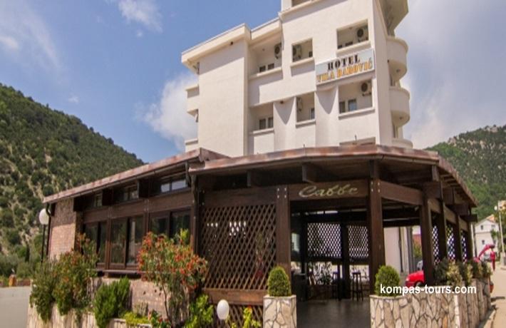 Crna Gora 🚘 ČANJ, Hotel Vila BABOVIĆ
