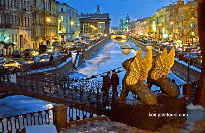 Rusija ✈ 🚂 ✈ MOSKVA i St. PETERBURG, 14.07-20.07.