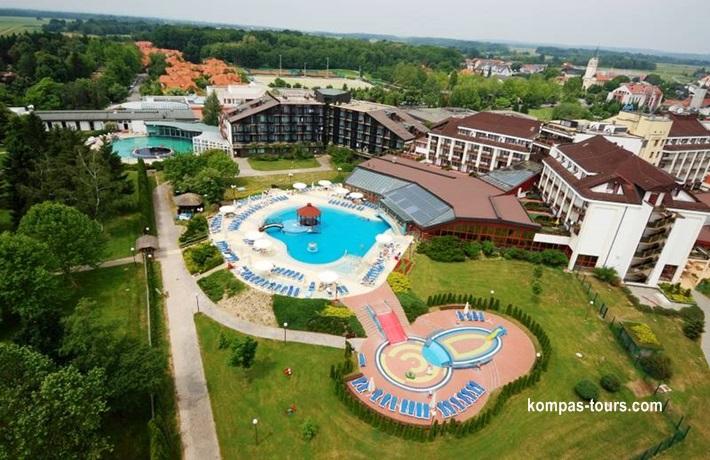 Slovenija 🚘 MORAVSKE TOPLICE Hotel AJDA****