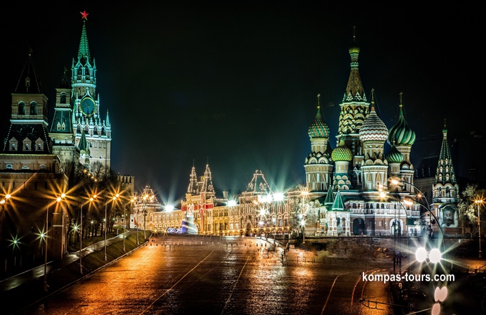 Rusija ✈ 🚂 ✈ MOSKVA i St. PETERBURG, 29.09-05.10.