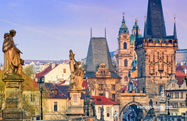 Češka 🚌 PRAG, 4 dana