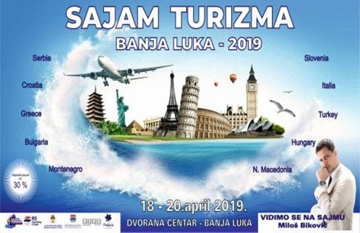 Sajam turizma BANJA LUKA 2019