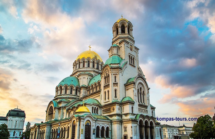 Bugarska 🚌 SOFIJA, 4 dana