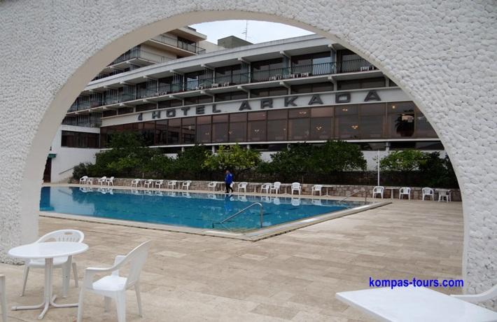 Hrvatska 🚘 HVAR, Hotel ARKADA**