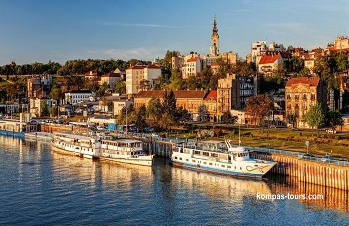 Srbija 🚢 krstarenje Dunavom, 2 dana