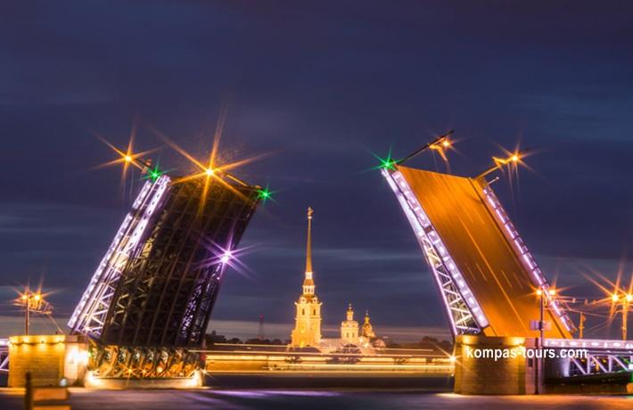 Rusija ✈ 🚂 ✈ MOSKVA i St. PETERBURG, 14.06-20.06.2020