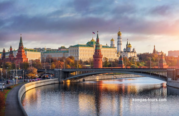 Rusija ✈ 🚂 ✈ St. PETERBURG i MOSKVA, 04.04-11.04.2020