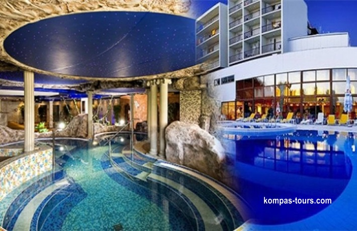 Hrvatska 🚘 BAŠKA VODA, Hotel HORIZONT****