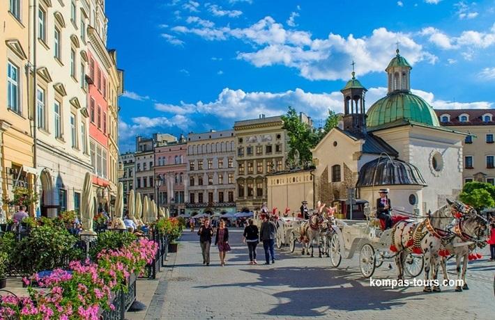 Poljska 🚌 KRAKOV, 09.04-12.04.2020