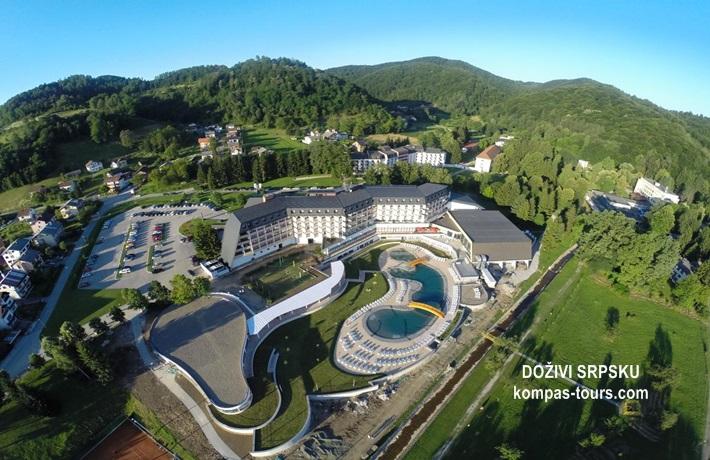 Republika Srpska 🚘 ZTC Banja Vrućica TESLIĆ