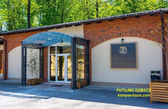 Republika Srpska 🚘 Hotel MONOGRAM 4* Modriča