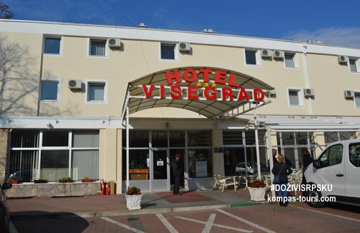 Republika Srpska 🚘 Hotel VIŠEGRAD 3*/ex Andrićev Konak