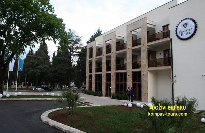 Republika Srpska 🚘 SL Industry Hotel 4* Trebinje