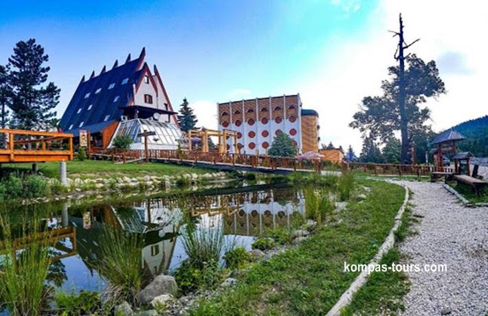Republika Srpska 🚘 Hotel HAJDUČKE VODE 3* Teslić
