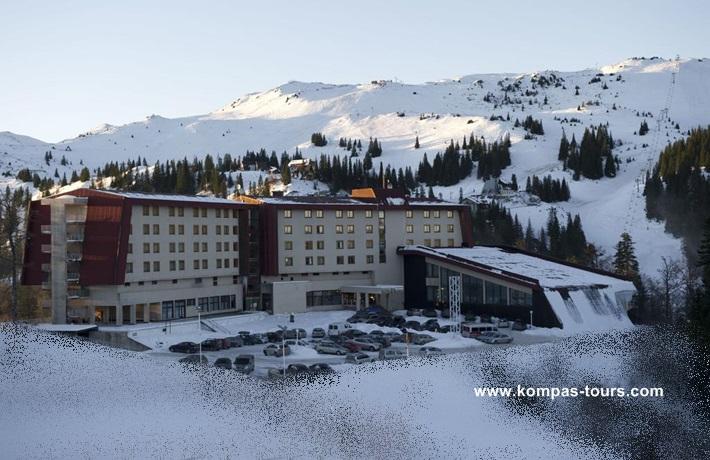 Republika Srpska 🚘 Hotel BISTRICA 3* Jahorina