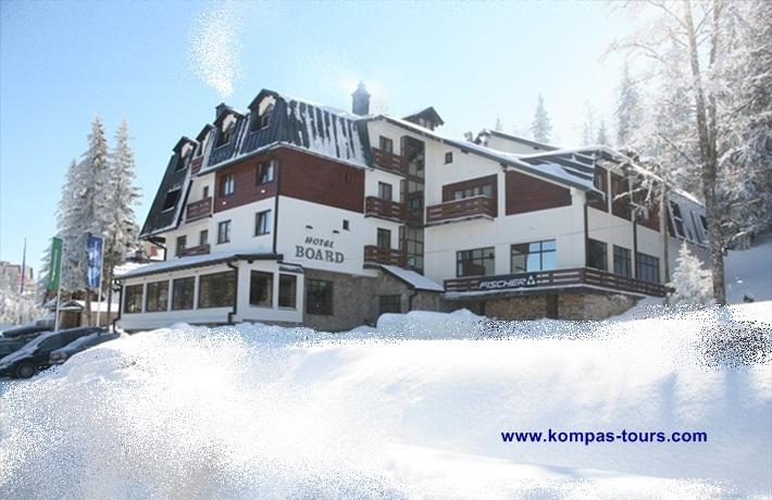 Republika Srpska 🚘 Hotel BOARD 4* Jahorina