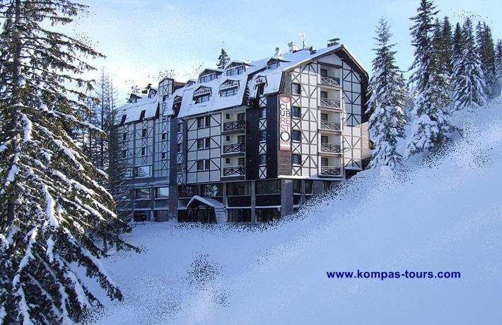 Republika Srpska 🚘 Hotel LAVINA 4* Jahorina
