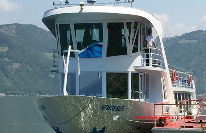 Srbija 🚢 Krstarenje Dunavom