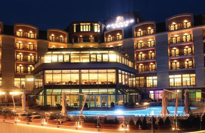 Srbija 🚘 Hotel PREMIER AQUA 5* Vrdnik
