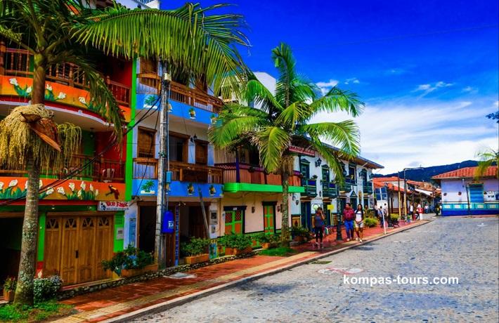 KOLUMBIJA ✈ Bogota, Salento, Medeljin, Santa Marta, Kartagena