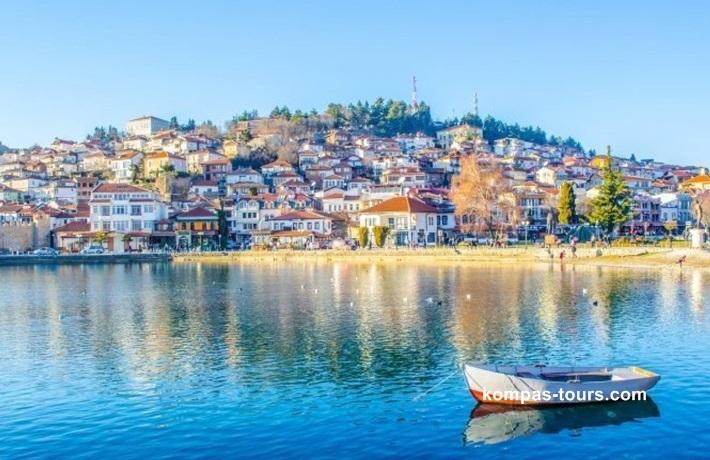 S. Makedonija 🚌 OHRID & *izlet Sveti Naum