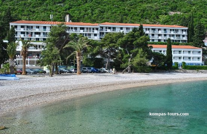 Hrvatska 🚘 Hotel FARAON 3* Trpanj 1. maj