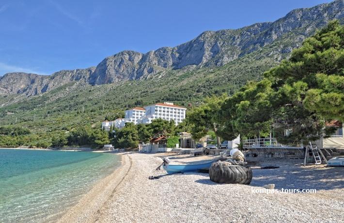 Hrvatska 🚘 Hotel LABINECA 3* Gradac 1. maj