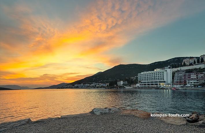 BiH 🚘 Hotel VAPORE 4* Neum