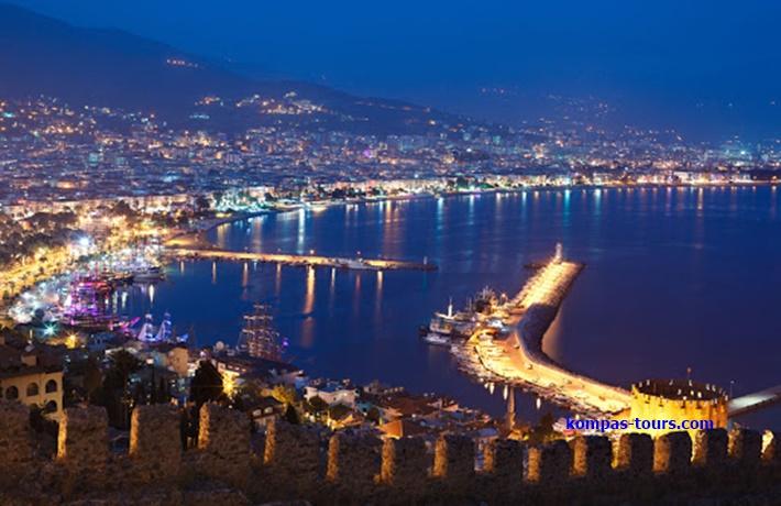 Turska ✈ Antalijska regija, avionom iz Banja Luke