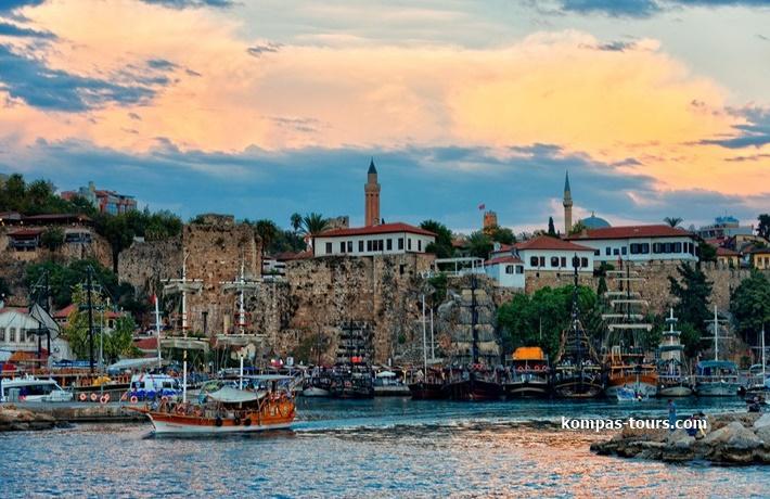 Turska ✈ ANTALIJA avio
