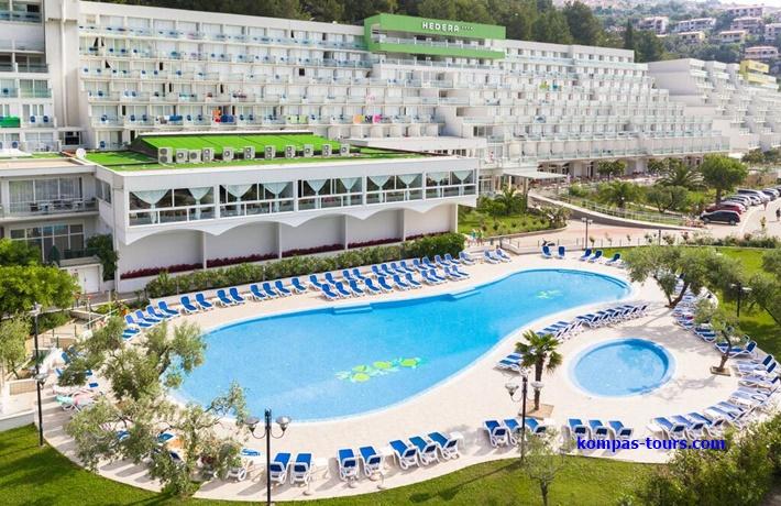 Hrvatska 🚘 Hotel HEDERA 4* Rabac