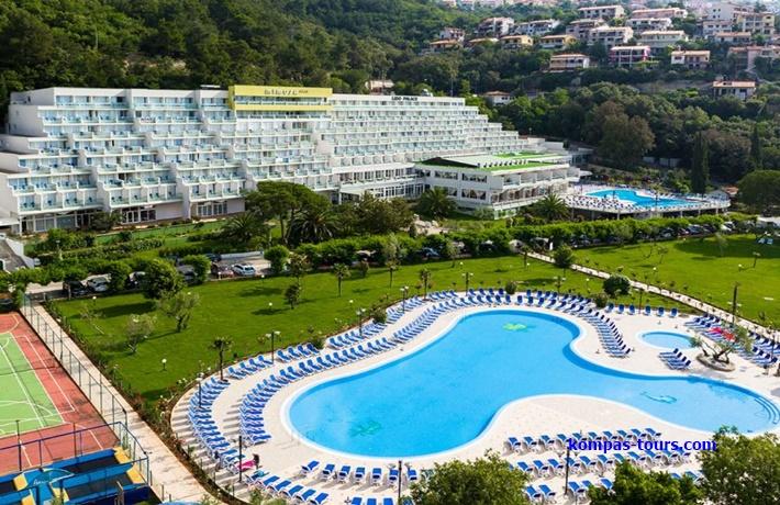 Hrvatska 🚘 Hotel MIMOSA/LIDO PALACE 4* Rabac