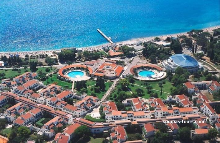 Crna Gora 🚘 Hotel SLOVENSKA PLAŽA 3* Budva