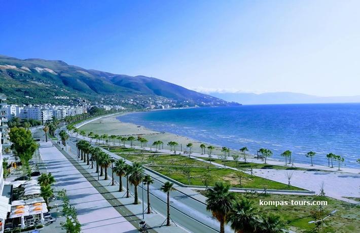 Albanija 🚌 VLORA bus