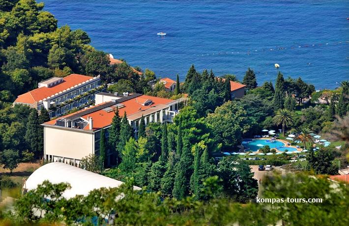 Crna Gora 🚘 Hotel RIVIJERA 4* Petrovac