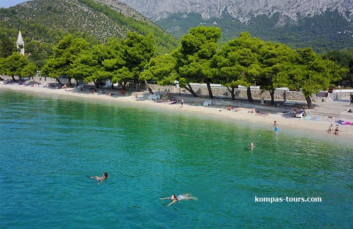 Hrvatska 🚘 Resort DALMACIJA 2* Zaostrog