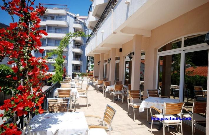 Crna Gora 🚘 Hotel MAGNOLIJA 3* Bečići