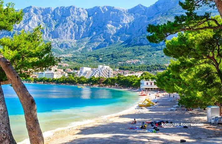 Hrvatska 🚌 privatni smještaj MAKARSKA, 2 ili 5 noćenja