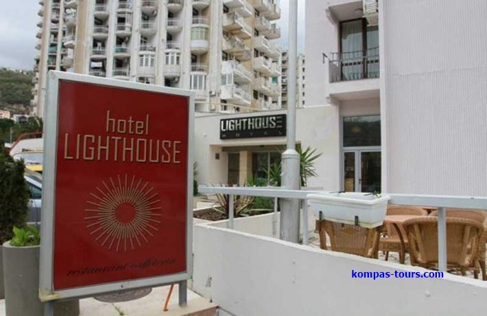 Crna Gora 🚘 ili 🚌 Hotel LIGHTHOUSE 4* Igalo