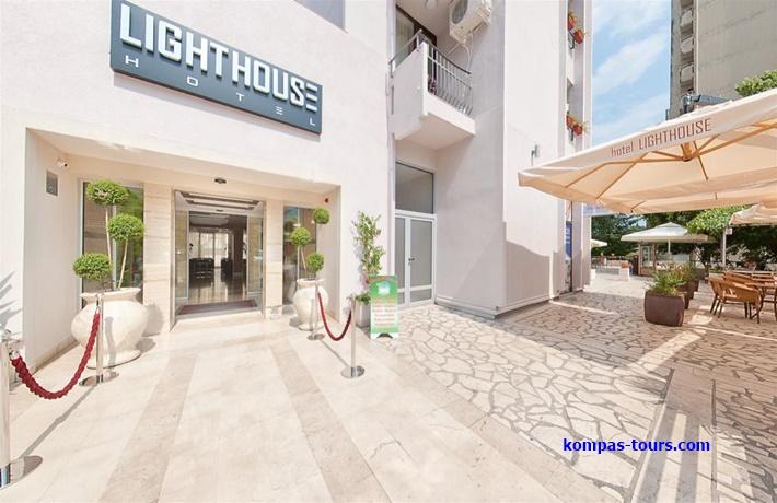 Crna Gora 🚘 ili 🚌 Hotel LIGHTHOUSE 2* Igalo