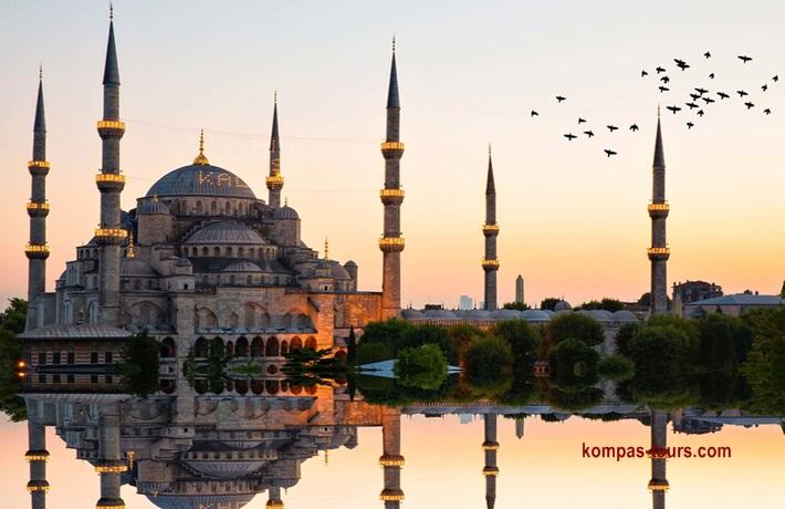 Turska ✈ ISTANBUL 12.11-15.11.2021